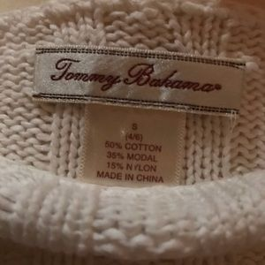 Tommy Bahama loose knit sweater